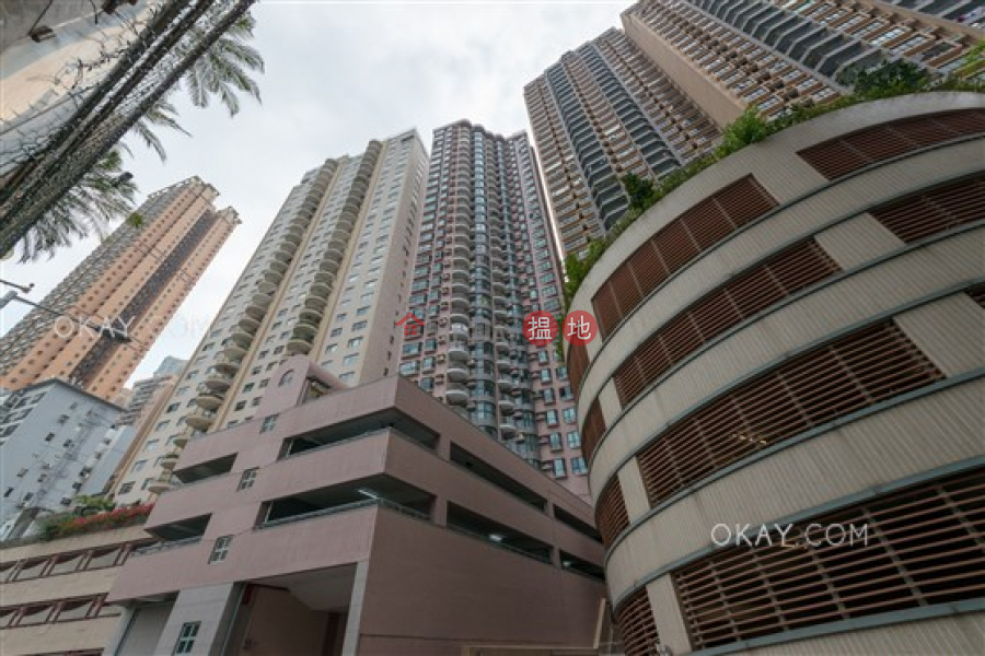 Rare 1 bedroom with balcony & parking   Rental, 5 Kotewall Road   Western District   Hong Kong   Rental   HK$ 70,000/ month