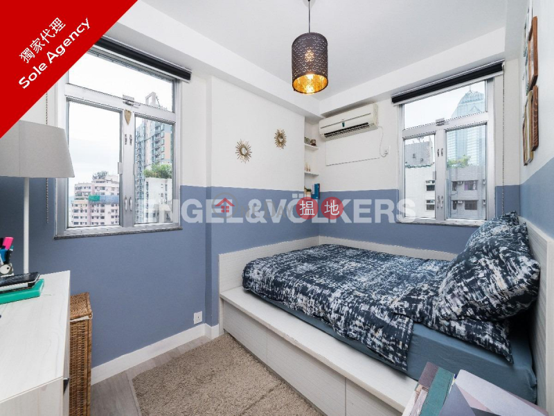 西半山兩房一廳筍盤出售 住宅單位 堅都大廈(Caine Mansion)出售樓盤 (EVHK84448)