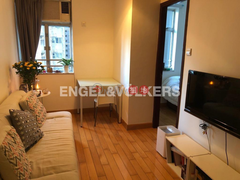 Studio Flat for Sale in Mid Levels West   31-37 Mosque Street   Western District   Hong Kong, Sales HK$ 6.2M