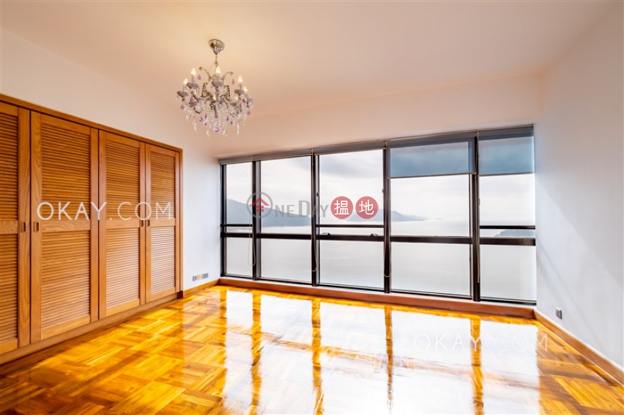 HK$ 83,000/ month, Pacific View Southern District Unique 4 bedroom on high floor with sea views & balcony | Rental