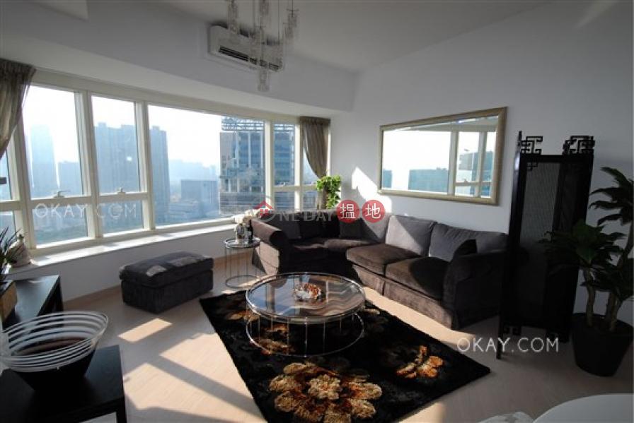 HK$ 40M The Masterpiece Yau Tsim Mong Stylish 2 bedroom in Tsim Sha Tsui   For Sale