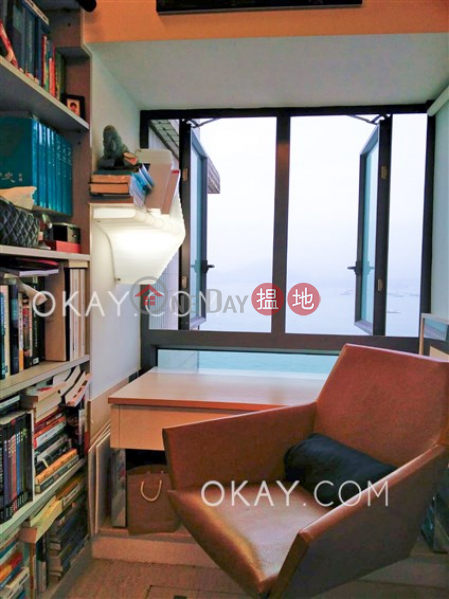 Stylish 2 bedroom on high floor with sea views | For Sale 60 Victoria Road | Western District, Hong Kong, Sales | HK$ 13.5M