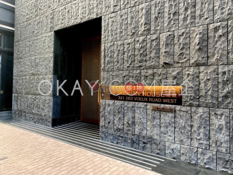1房1廁,露台《瑧璈出售單位》321德輔道西 | 西區|香港|出售-HK$ 888萬
