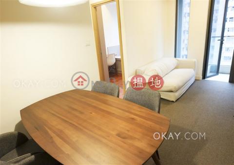 Unique 2 bedroom with sea views & balcony | Rental|18 Catchick Street(18 Catchick Street)Rental Listings (OKAY-R293712)_0