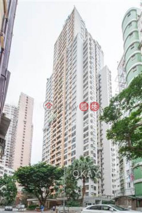 Lovely 2 bedroom on high floor with sea views | Rental|Glory Heights(Glory Heights)Rental Listings (OKAY-R39802)_0