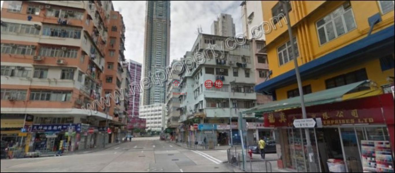安樂大廈-172-174大南街   長沙灣 香港 出租HK$ 35,000/ 月