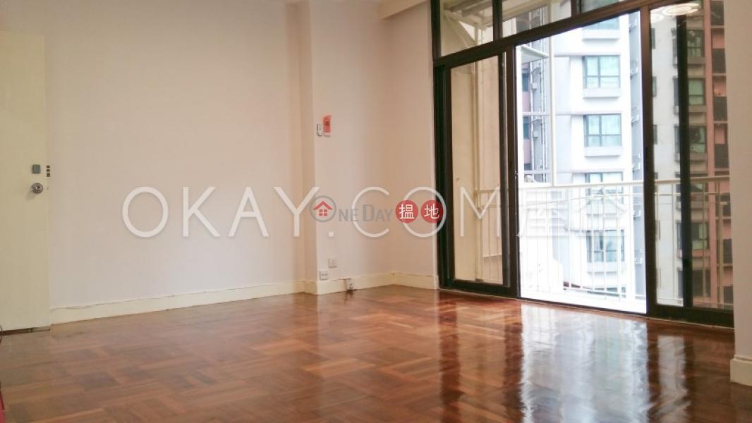 Tasteful 3 bedroom on high floor with balcony | Rental | Wah Hing Industrial Mansions 華興工業大廈 Rental Listings