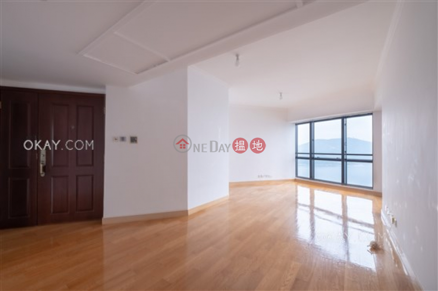 Gorgeous 2 bed on high floor with sea views & balcony | For Sale | Pacific View 浪琴園 Sales Listings