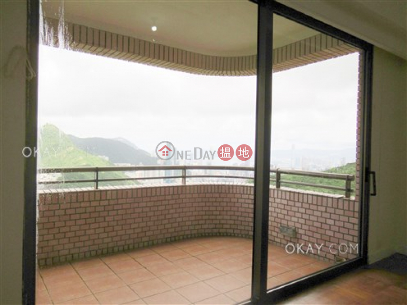 Beautiful 3 bed on high floor with balcony & parking | Rental 88 Tai Tam Reservoir Road | Southern District, Hong Kong, Rental, HK$ 105,000/ month