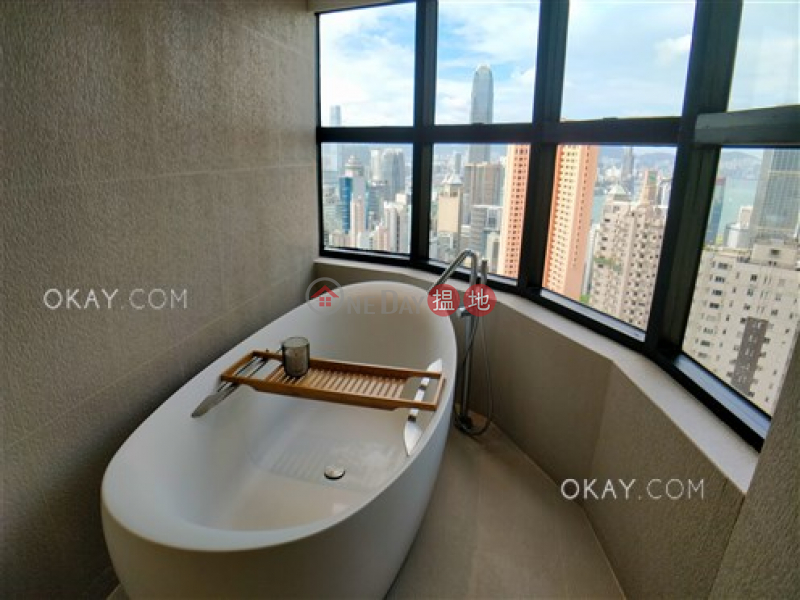 Beautiful 3 bedroom with harbour views & parking | Rental | 9 Old Peak Road | Central District, Hong Kong Rental, HK$ 145,000/ month