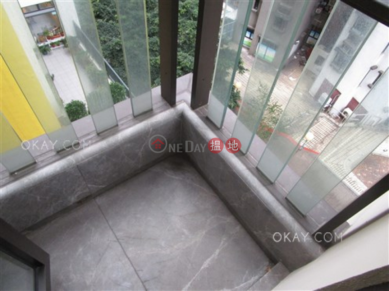 Tasteful 1 bedroom with balcony | For Sale, 1 Coronation Terrace | Central District Hong Kong Sales | HK$ 14.5M