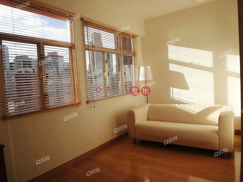 景觀開揚,地段優越,連租約《興揚大廈買賣盤》-24-26鴨巴甸街 | 中區-香港|出售HK$ 698萬