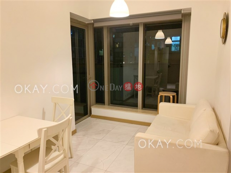 HK$ 9.5M High West Western District, Cozy 1 bedroom with terrace | For Sale