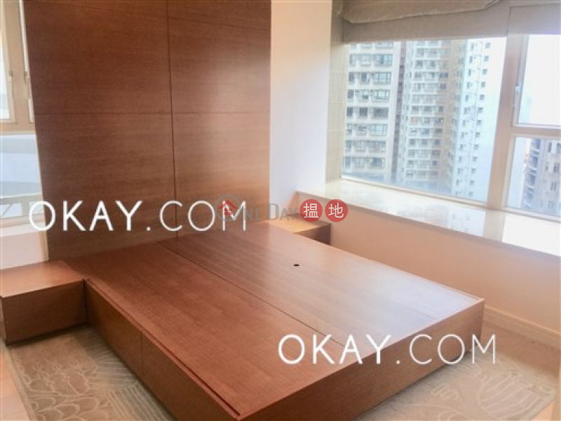 HK$ 27,000/ month, The Icon Western District Charming 1 bed on high floor with harbour views | Rental
