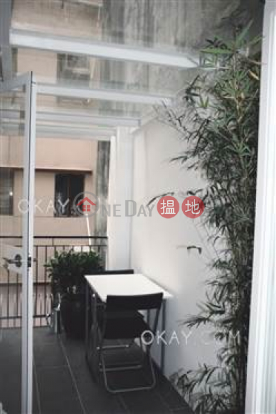 HK$ 8.38M, 40-42 Gough Street, Central District, Popular 1 bedroom with balcony | For Sale