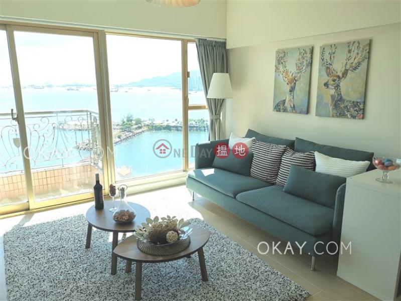 Luxurious 3 bed on high floor with sea views & balcony   Rental, 1 Castle Peak Road Castle Peak Bay   Tuen Mun Hong Kong, Rental, HK$ 32,000/ month