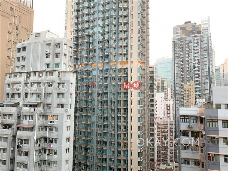Stylish 1 bedroom with balcony | Rental, The Avenue Tower 1 囍匯 1座 Rental Listings | Wan Chai District (OKAY-R355237)