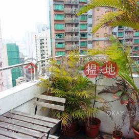 Charming 1 bedroom on high floor with rooftop & terrace | Rental
