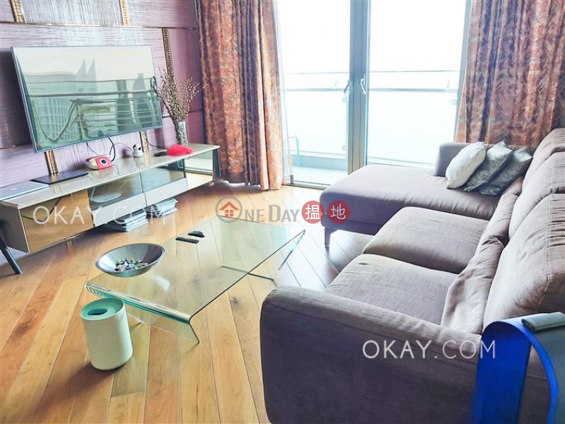 Luxurious 3 bedroom with harbour views & balcony | Rental | The Harbourside Tower 2 君臨天下2座 Rental Listings