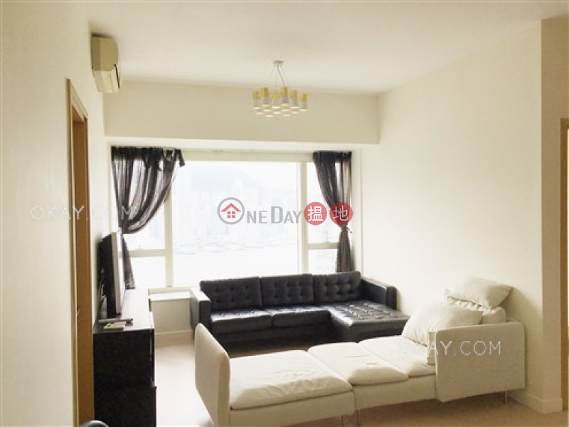 Popular 2 bedroom on high floor with harbour views | Rental | The Masterpiece 名鑄 Rental Listings
