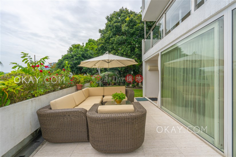 HK$ 55M | Hing Keng Shek Sai Kung | Gorgeous house with rooftop, balcony | For Sale