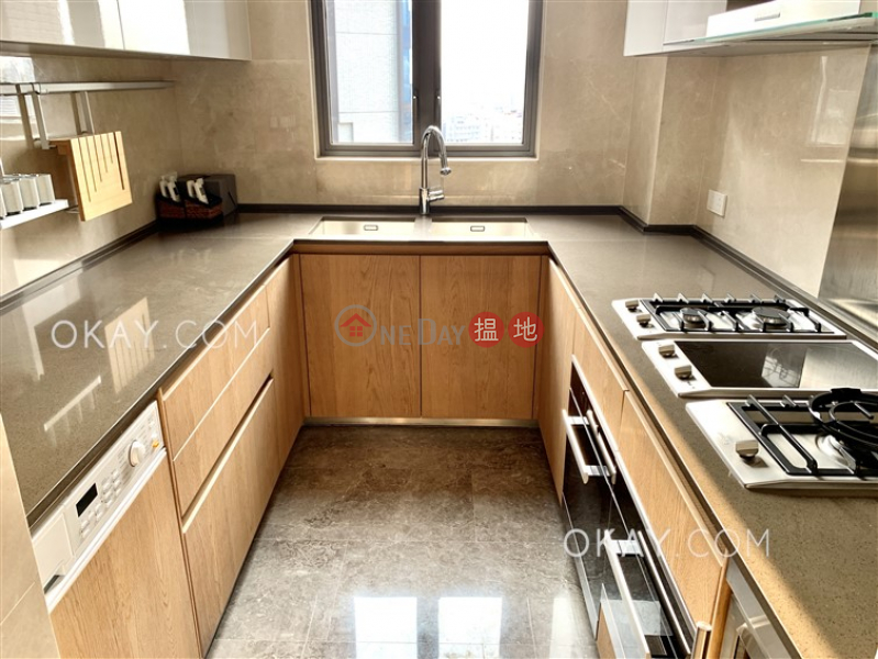 Beautiful 3 bed on high floor with rooftop & balcony   Rental   Mantin Heights 皓畋 Rental Listings