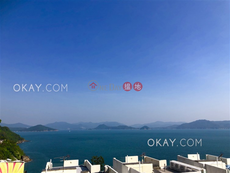 Property Search Hong Kong | OneDay | Residential, Sales Listings | Rare house with sea views, rooftop & terrace | For Sale