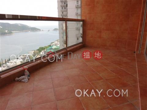 Efficient 3 bedroom with sea views, balcony | Rental|Repulse Bay Garden(Repulse Bay Garden)Rental Listings (OKAY-R31344)_0