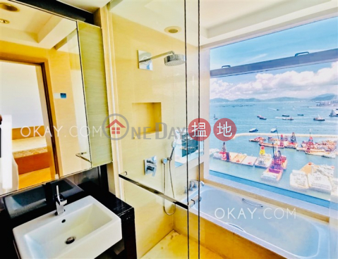 Tasteful 3 bedroom in Kowloon Station | Rental|The Cullinan Tower 21 Zone 2 (Luna Sky)(The Cullinan Tower 21 Zone 2 (Luna Sky))Rental Listings (OKAY-R105921)_0