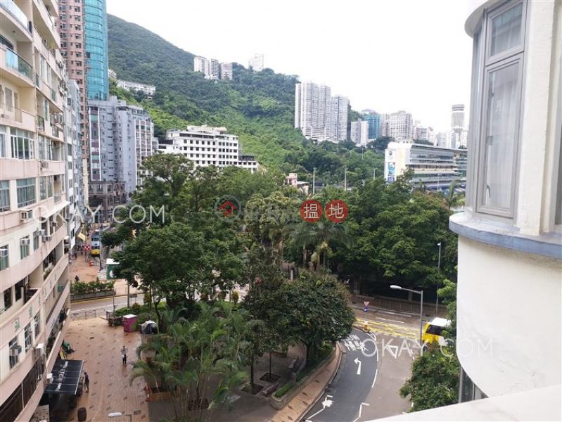 HK$ 1,900萬-藍塘大廈 灣仔區-3房3廁,實用率高,連租約發售,露台《藍塘大廈出售單位》