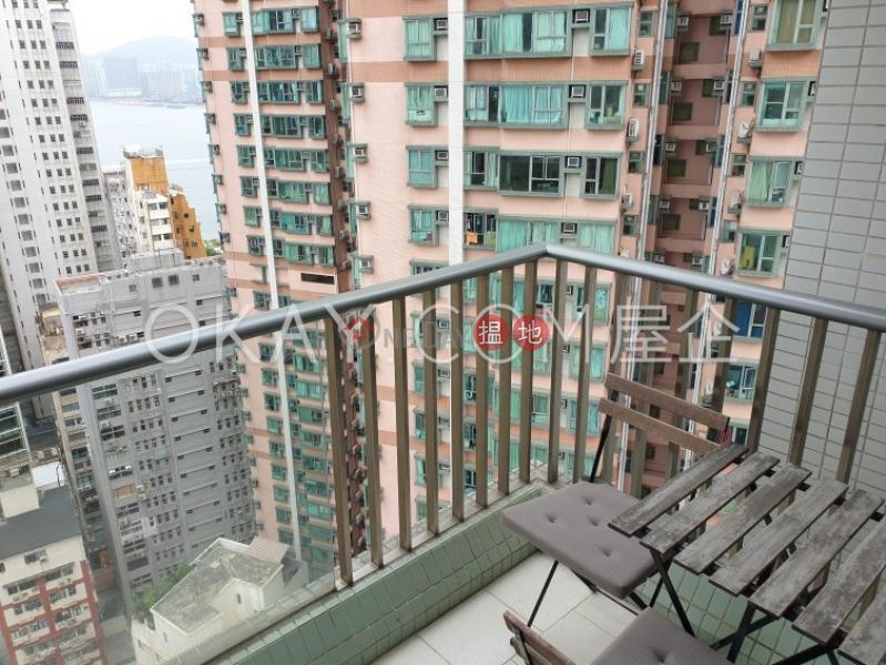 香港搵樓|租樓|二手盤|買樓| 搵地 | 住宅出售樓盤|2房1廁,海景,星級會所,露台盈峰一號出售單位