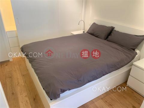 Popular 1 bedroom with terrace | Rental|Central DistrictNew Central Mansion(New Central Mansion)Rental Listings (OKAY-R74798)_0