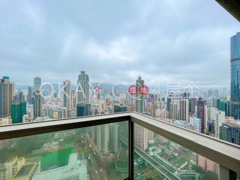Luxurious 3 bedroom with balcony   For Sale, 1 Hoi Wang Road   Yau Tsim Mong   Hong Kong Sales   HK$ 18M