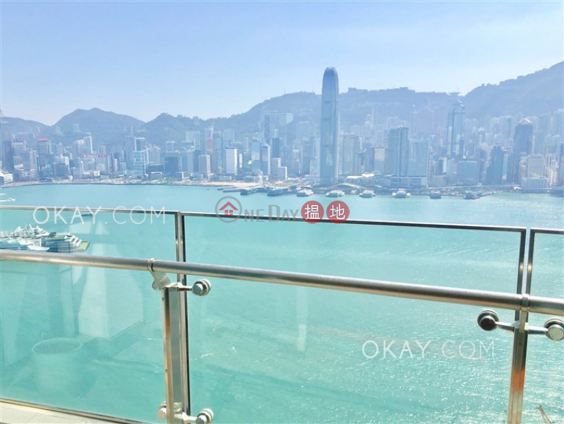 Property Search Hong Kong | OneDay | Residential | Rental Listings | Luxurious 3 bedroom with harbour views & balcony | Rental