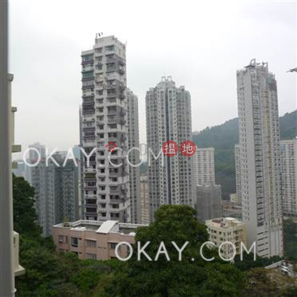 Efficient 4 bed on high floor with rooftop & parking | Rental | 7 Wang Fung Terrace | Wan Chai District, Hong Kong | Rental HK$ 39,000/ month