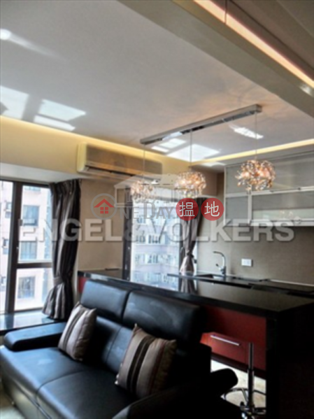 HK$ 1,050萬翰庭軒-中區-蘇豪區兩房一廳筍盤出售|住宅單位