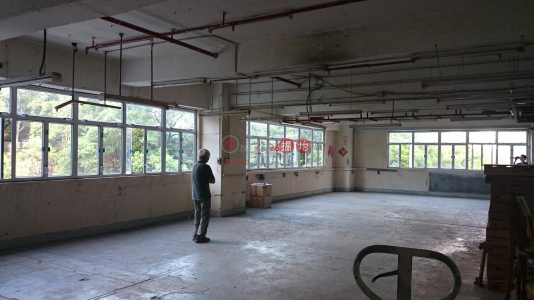 富騰工業中心 沙田富騰工業中心(Fo Tan Industrial Centre)出租樓盤 (charl-02371)