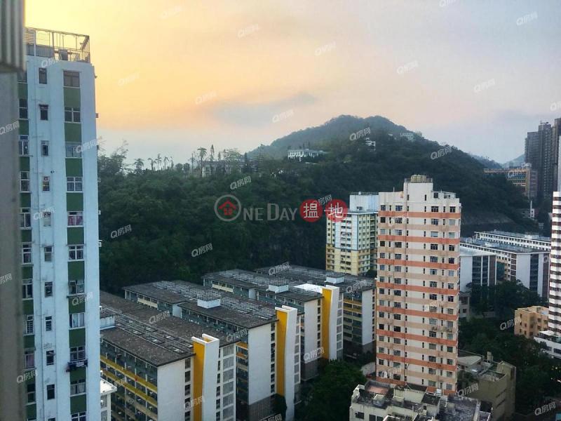香港搵樓 租樓 二手盤 買樓  搵地   住宅出售樓盤罕有放盤 靚裝一房極高層《泰安閣買賣盤》