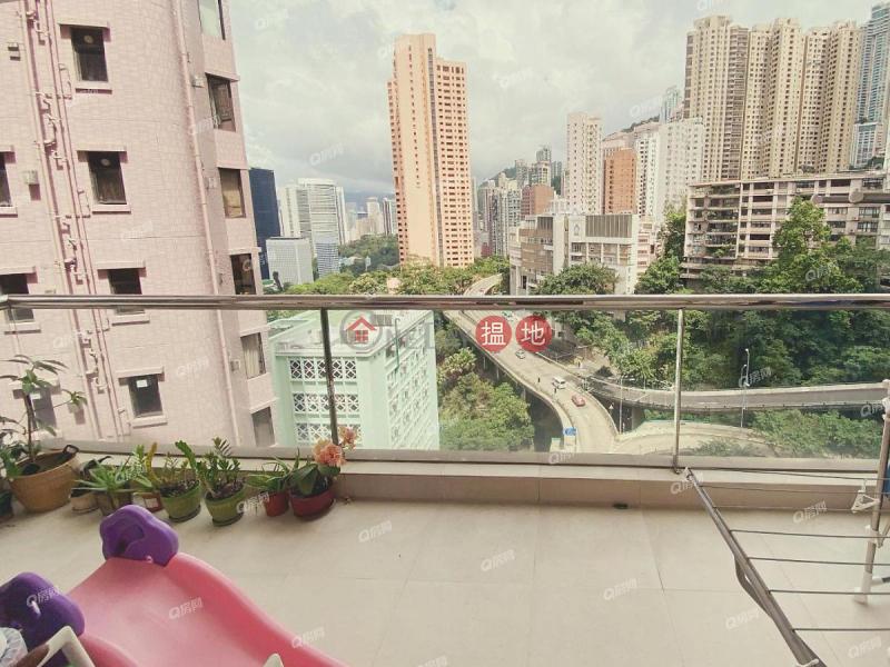 即買即住,豪宅名廈,地標名廈,實用靚則,地段優越《羅便臣花園大廈買賣盤》 3A-3G羅便臣道   西區-香港出售-HK$ 3,650萬