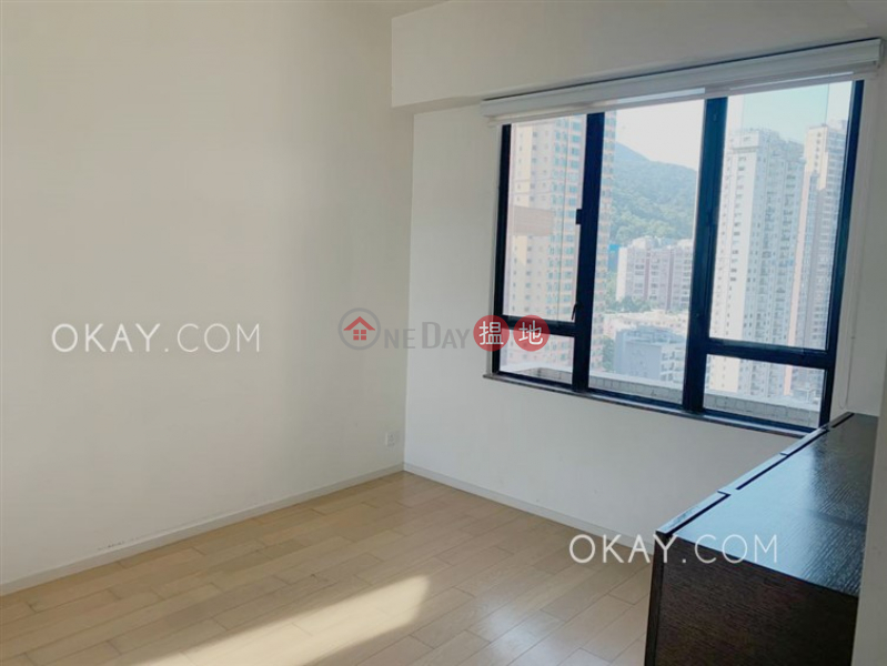 Property Search Hong Kong | OneDay | Residential Rental Listings | Nicely kept 2 bedroom on high floor with harbour views | Rental