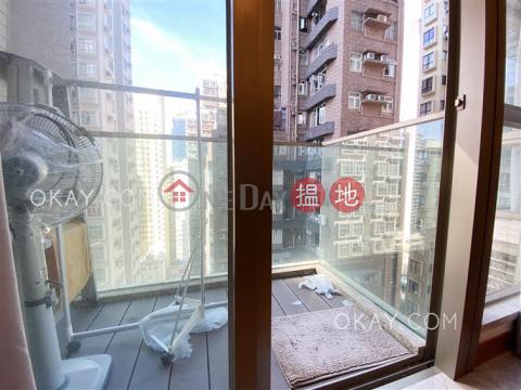 Tasteful 1 bedroom with balcony | Rental|Western DistrictThe Nova(The Nova)Rental Listings (OKAY-R293123)_0