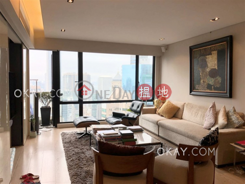 Luxurious 3 bedroom with harbour views & balcony | Rental|The Grand Panorama(The Grand Panorama)Rental Listings (OKAY-R84422)_0