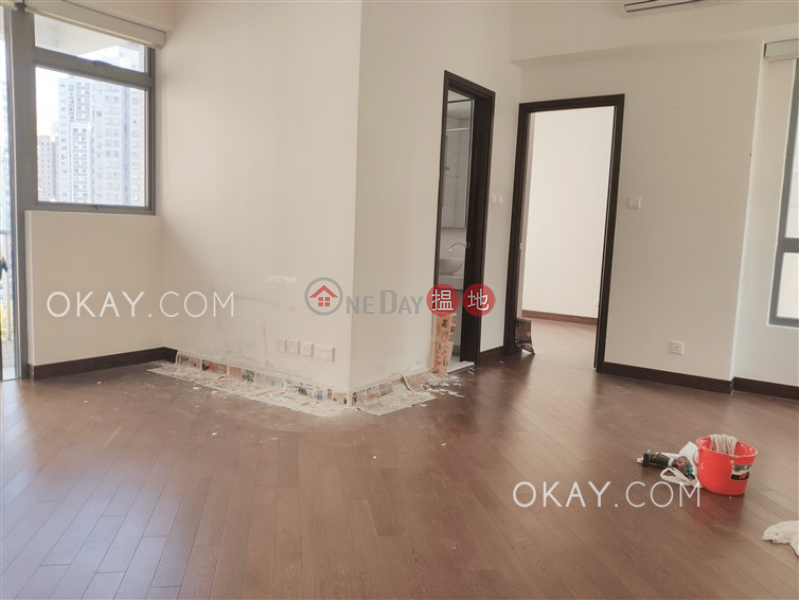 HK$ 26,000/ month One Pacific Heights, Western District | Tasteful 1 bedroom with balcony | Rental