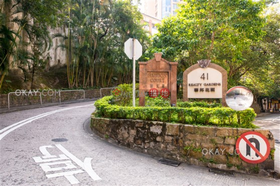 Efficient 3 bedroom with harbour views & balcony | For Sale, 41 Conduit Road | Western District | Hong Kong, Sales HK$ 30M