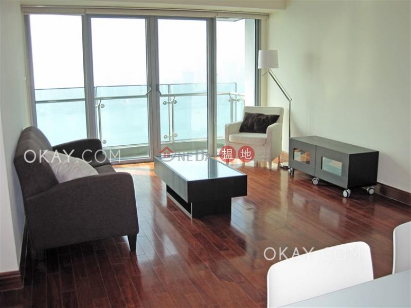Luxurious 3 bedroom with harbour views & balcony | Rental | The Harbourside Tower 3 君臨天下3座 Rental Listings
