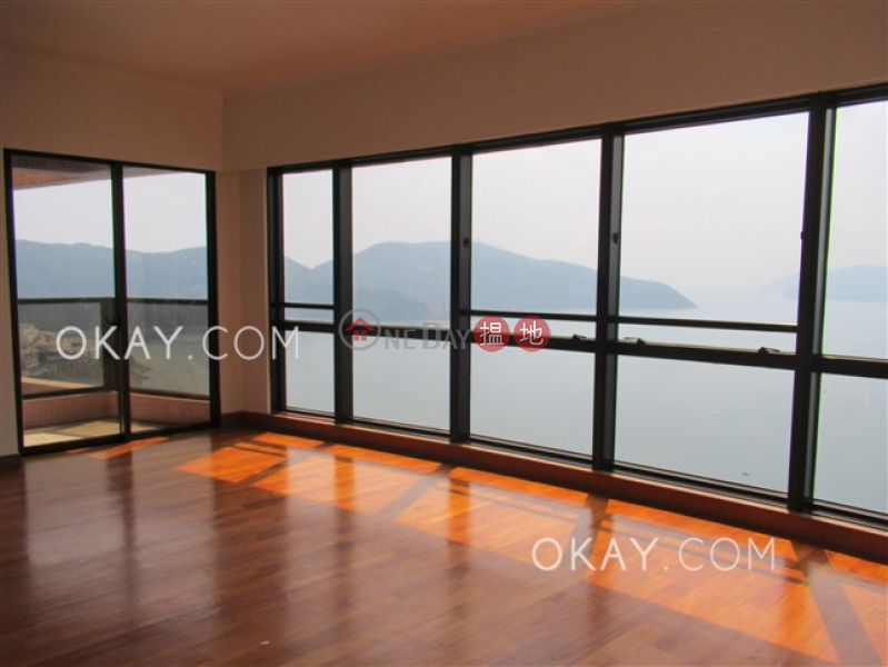 Lovely 4 bedroom on high floor with sea views & balcony | Rental, 38 Tai Tam Road | Southern District, Hong Kong Rental | HK$ 92,500/ month