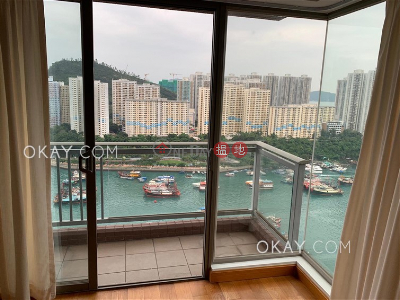 HK$ 31,000/ month Jadewater | Southern District | Nicely kept 3 bedroom on high floor with balcony | Rental
