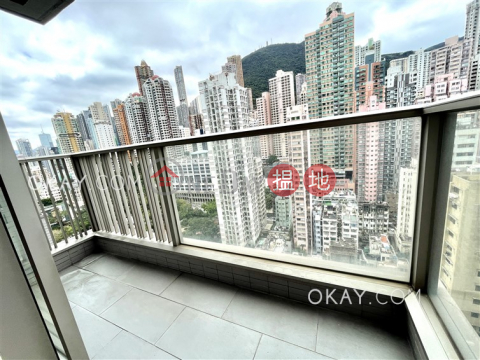 Charming 3 bedroom with balcony   Rental Western DistrictIsland Crest Tower 1(Island Crest Tower 1)Rental Listings (OKAY-R6337)_0