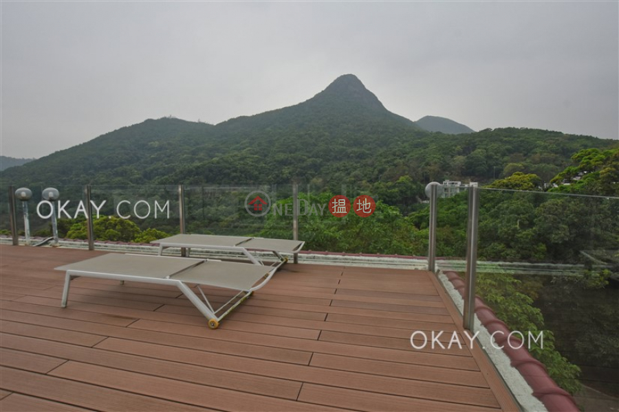 HK$ 22M, Tai Au Mun Sai Kung | Lovely house with rooftop, terrace & balcony | For Sale