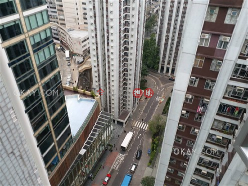 2房1廁,實用率高,極高層《元宮閣 (21座)出售單位》 元宮閣 (21座)((T-21) Yuan Kung Mansion On Kam Din Terrace Taikoo Shing)出售樓盤 (OKAY-S183800)